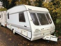Swift rapide 1996 5 berth in vgc fall awning