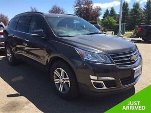 2015 Chevrolet Traverse **Low kms! Like New Condition!**