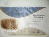 Durabeds single divan bed and mattress
