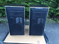 Goodmans PQ150 speakers