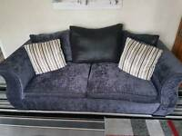 3 piece suite set. 3 seater. 2 seater and snuggle chair.