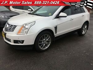 2013 Cadillac SRX Premium,AWD, Navigation, Leather, Sunroof