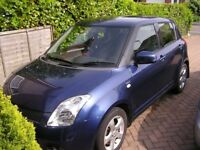 Suzuki Swift GLX - well maintained - great drive ( South Gloucestershire)