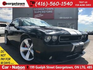 2012 Dodge Challenger SRT8 392 | 6 SPD M/T | CLEAN CARPROOF | SU