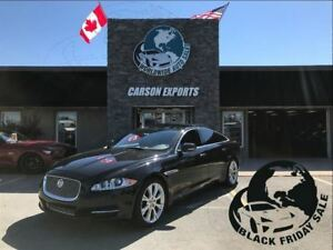 2014 Jaguar XJ WOW SHARP XJL! $399.00 BI-WEEKLY+TAX!