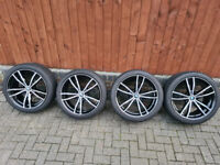 "Genuine BMW G20 19"" M Sport Alloys with New Tyres"
