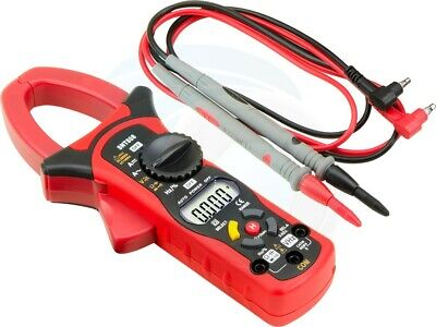 Digital Acdc Current Voltage Clamp Meter Auto Range Frequency Tester