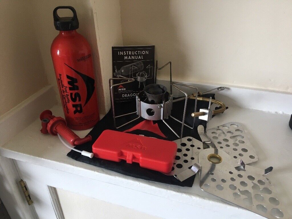 MSR dragonfly stove | in Wick, Highland | Gumtree