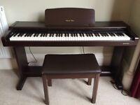 Technics PCM PX201 digital piano