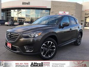 2016 Mazda CX-5 GT Smart Key, Heated Seats ,Sunroof