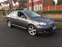 Toyota Avensis t180 diesel 2007 sat nav fully loaded leather D4d