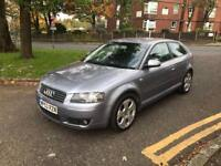 2004 AUDI A3 2.0 TDI 3 DOOR FOR SALE