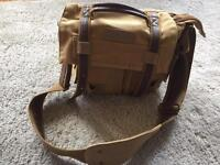 Brand New Vintage dlsr camera bag (Not used)