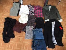 Women's clothes size 10