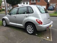CRYSLER PT CRUISER CRD DIESEL, 2.2 CRD GOOD CONDITION £1000