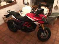 Ducati Multistrada MTS1200s Pikes Peak