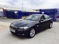 BMW 5 SERIES 2.0 FULL BMW SERVICE HISTORY 1 OWNER