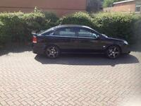 VAUXHALL VECTRA FULL LEATHER