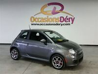 2013 Fiat 500 SPORT CUIR AUTOMATIQUE MAGS BLUETOOTH