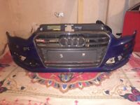 Audi s3 front bumper complete with grill