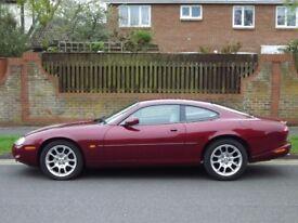 Fabulous Red Jaguar XKR, certainly a future classic,12 months MOT,service history,low mileage.