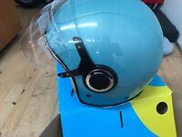 piaggio vespa vj helmet 70th anniversary brand new bargain!!