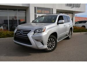 2016 Lexus GX 460 Executive Pkg