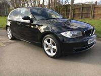 BMW 116D SPORT 5 DOOR HATCH BACK 118D 120D 2010 59 REG. £30 P/Y TAX LOW INS GROUP P/X WELCOME
