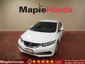 2013 Honda Civic LX| Bluetooth, Tint, Power Group!