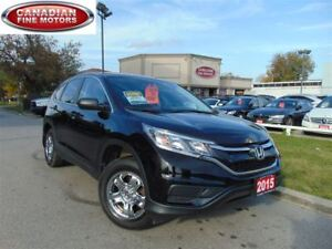 2015 Honda CR-V DUAL DVD-CLEAN CARPROOF