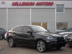 2010 BMW X6 M 555 HP / NAVI / B.CAM / H.U.D / DVD / LOADED