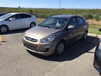 2012 Hyundai Accent GL AUOMATIQUE 45 000 KM