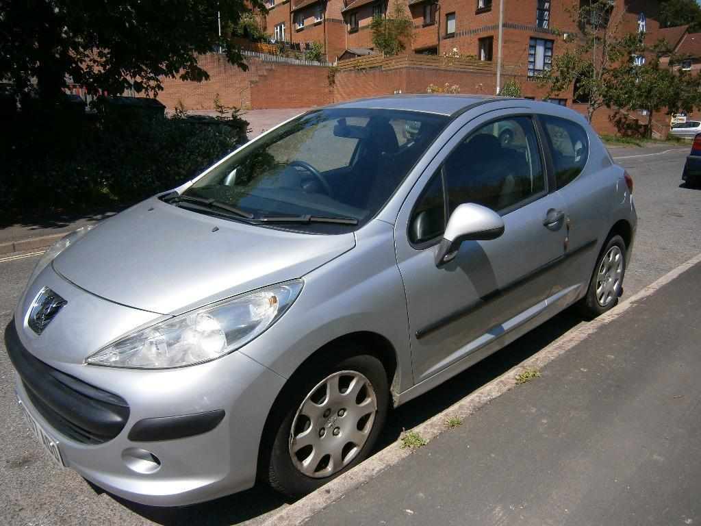peugeot 207 urban hatchback 1 4 in exeter devon gumtree. Black Bedroom Furniture Sets. Home Design Ideas
