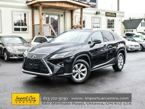 2016 Lexus RX 350 AWD RCTA HEATED&VENTILATED SEATS BLIS WOW!!