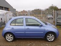 2004 Nissan Micra 1.4 SX 5dr★★★ALLOYS★★★AIR CONDITIONING★★★