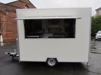 Grab a Bargain Cancelled Order £18,750 New Snack Van, Catering Trailer, Burger van