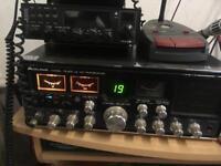 Midland 76-900 Homebase with Alan 4K echo base mic