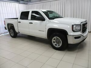 2016 GMC Sierra BE SURE TO GRAB THE BEST DEAL!! 4X4 4DR 6PASS w/