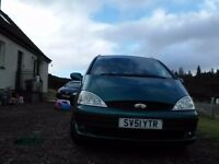 Ford galaxy 1.9tdi spares or repair