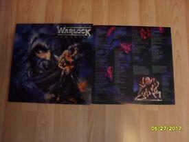 Warlock Vinyl Lp