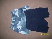 CP Boys Shorts