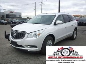2016 Buick Enclave 4X4 V6 7 PASSAGERS RACK TOIT SROOF PANO CAMER