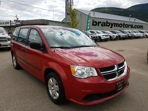 2012 Dodge Grand Caravan SE/SXT Rear Stow-n-Go, A/C