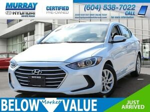 2017 Hyundai Elantra LE**BLUETOOTH**HEATED SEATS**A/C**