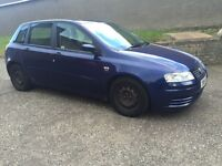 54 PLATE FIAT STILO 1.4 PETROL 6 SPEED GEARBOX FOR SPARE OR REPAIR