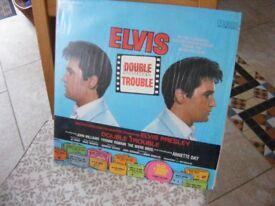Elvis LP.Double Trouble.