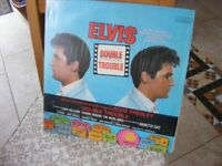 Elvis LP.Double Trouble.