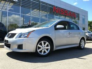 2012 Nissan Sentra 2.0 SL-1.9% FINANCING AVAILABLE, Alloys, Heat