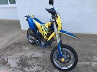 Husaberg fs650e only 1500 miles (36hrs)