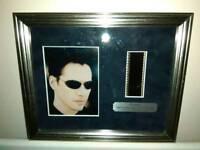 Matrix framed film cell